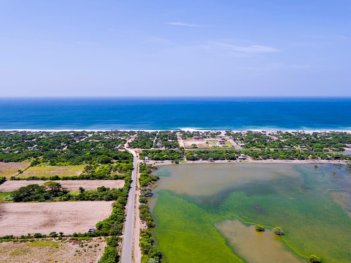 Santa Cruz Aerial Photography